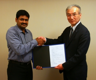 MOU with Hiroshima Kokusai Gakuin University