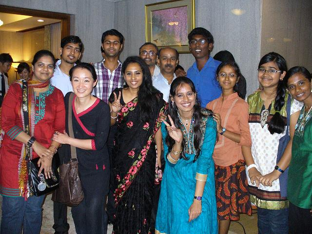 Japanese Night at Chennai- 2012