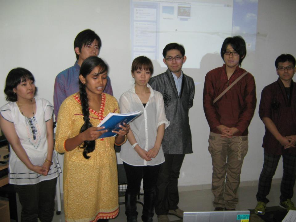 Presentation about Japan - III