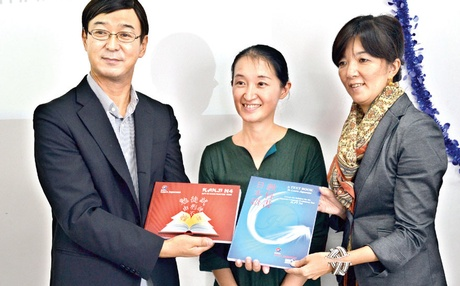 Launch of Hayakawa Learn Japanese N4 Textbook & Kanji Practice Book