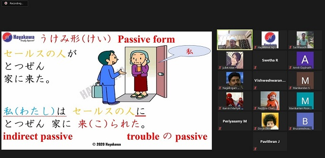 Online Japanese Class India